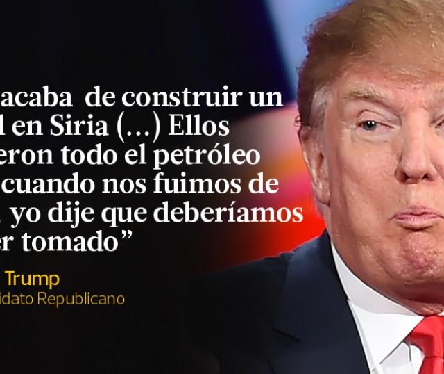 Frases De Donald Trump