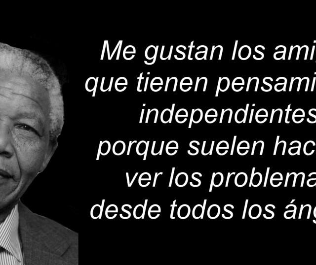 Frases De Mandela